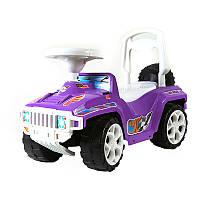 Машина каталка   Ориончик 105 цвет фиолетовый Орион