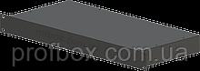 Корпус металевий Rack 1U, модель MB-1200S (Ш483(432) Г202 В44) чорний, RAL9005(Black textured)