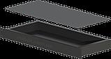 Корпус металевий Rack 1U, модель MB-1200S (Ш483(432) Г202 В44) чорний, RAL9005(Black textured), фото 3