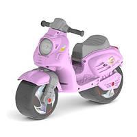 "Скутер 502 ""Орион"" розовый"