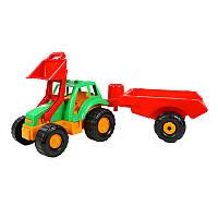 """Трактор с прицепом  993  """"Орион"""""""