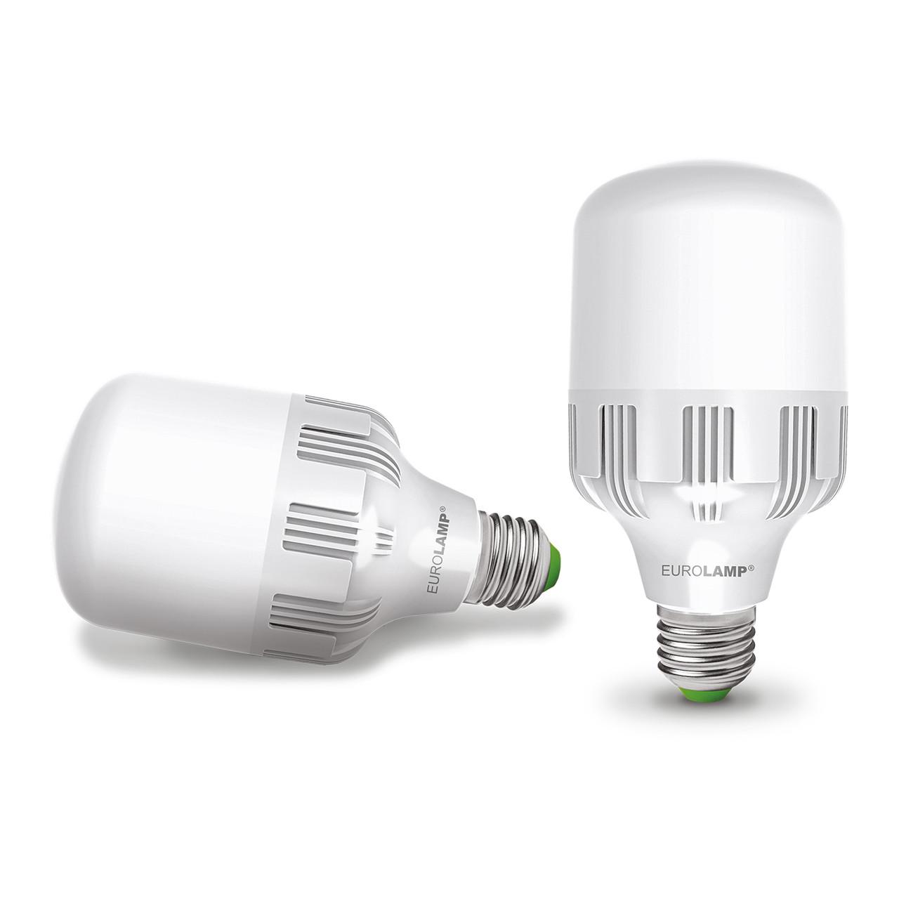 Высокомощная Led лампа 40W E40 6500К 4100Lm - Оптово-розничный интернет-магазин ledmark.kiev.ua в Киеве