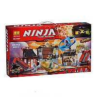"""Конструктор """"Ninjago"""" 10527 """"Аэроджитцу: Поле битвы"""", 695 деталей, в коробке"""