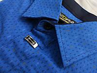 Цветные рубашки для мальчиков 3 лет. Производство-Турция. (Осень-2017г.)