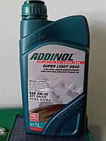 Масло моторное Addinol 5W-40 Super Light 0540 1л