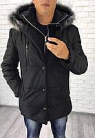 Мужская куртка-пальто