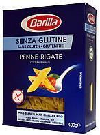 Макароны Barilla Senza Glutine Перо Pennette Rigate 400г (Италия)