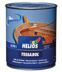 Tessarol, атмосферостойкий яхтенный лак, 2.5 л