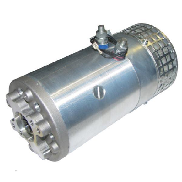 Електродвигун MP022 24V 3,0 kW right DHOLLANDIA