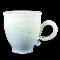 Чашка кофейная керамическая ручной работы Большая 180мл 9587