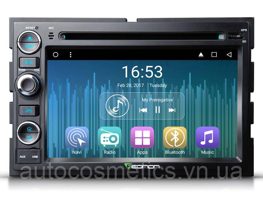 "Автомагнітола EONON GA7173 Ford F150 Android 6.0 7"" Car DVD GPS"