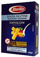 Макароны Barilla Senza Glutine Tortiglioni 400г. (Италия)