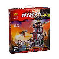 """Конструктор """"Ninjago"""" 10528 """"Осада маяка"""", 820 деталей, в коробке"""