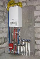 Ремонт, установка газовой колонки, котла в Одессе