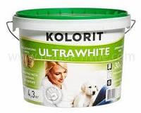 Kolorit Ультравайт краска акриловая (9л)