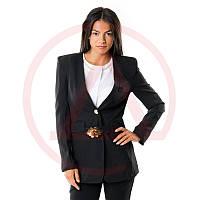 Модный пиджак женский 13683 магазин пиджаков дешево