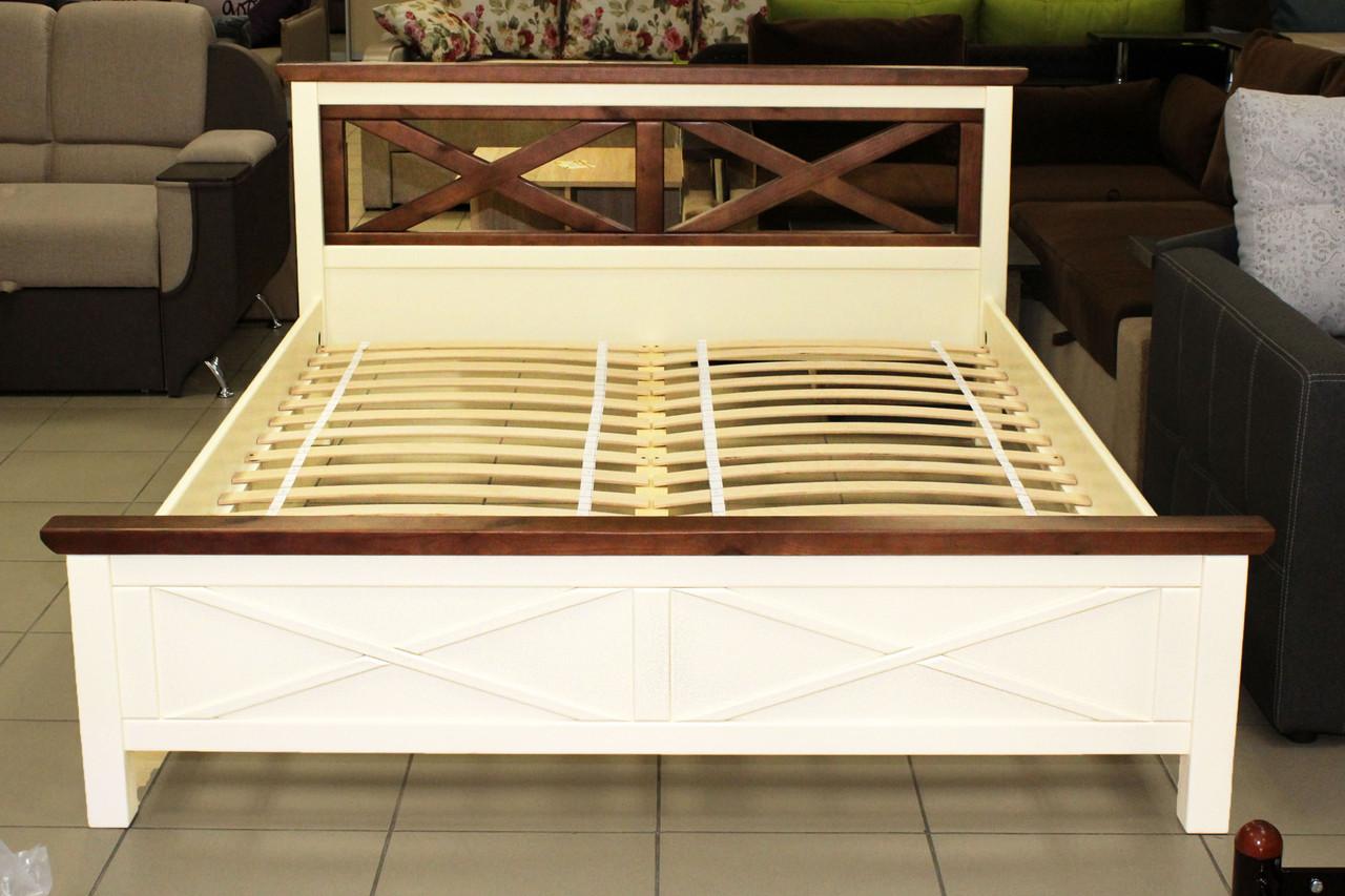 Кровать ортопедическая из дерева
