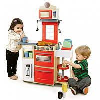 Игровая детская кухня Cook And Store Little Tikes  - США - компактная, легко собирается