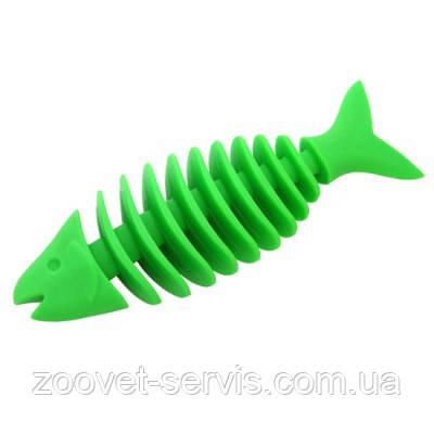 Игрушка для собак Sum-Plast РЫБКА, фото 2