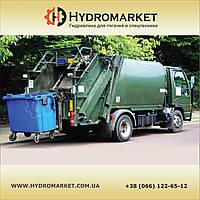 Комплектация мусоровоза (гидронасос)