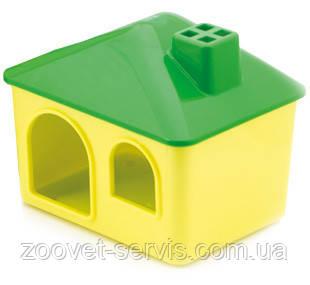 Домик для грызунов пластиковый, фото 2