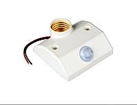 Патрон для ламп с инфракрасным датчиком для автоматического управления освещением