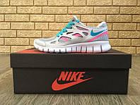 Женские кроссовки Nike Free Run 2.0, Серые