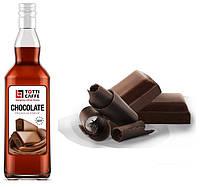 Наполнитель на основе сахарного сиропа Шоколад, 700мл.