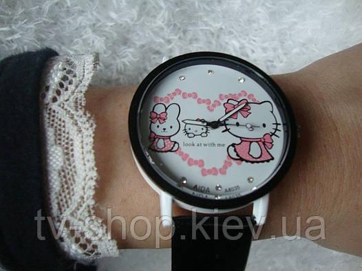 Часы наручные Look  Hello Kitty