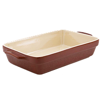Форма керамическая для запекания (1700 мл / 31 х 18,3 х 6,2 см )  Krauff 24-273-002