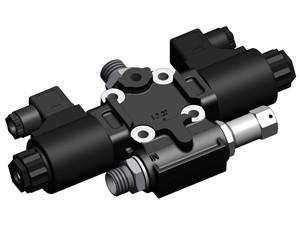 Гидравлический распределительный клапан OMFB FE-40 без ограничителя