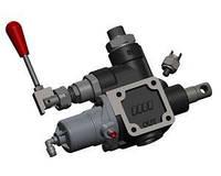 Гидравлический распределительный клапан для самосвалов OMFB MODULAR 150 PILOT 2PM PNEUMATICO