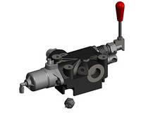 Гидравлический распределительный клапан OMFB MODULAR 200\250 PNEUMATIC PILOT 2PM