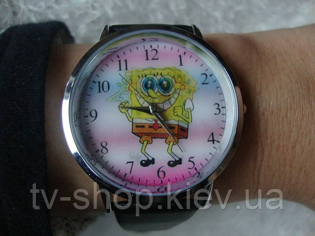 Часы наручные Губка Боб
