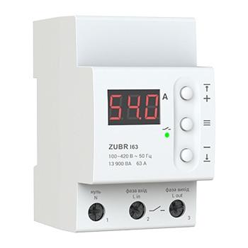 Реле контроля тока ZUBR
