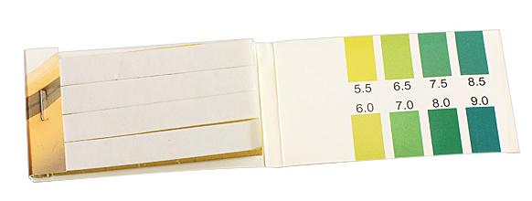 Лакмусовая бумага в домашних условиях 8