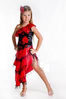 Испанский национальный костюм для девочки