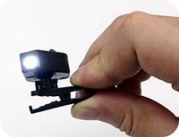 Фонарик-подсветка для очков