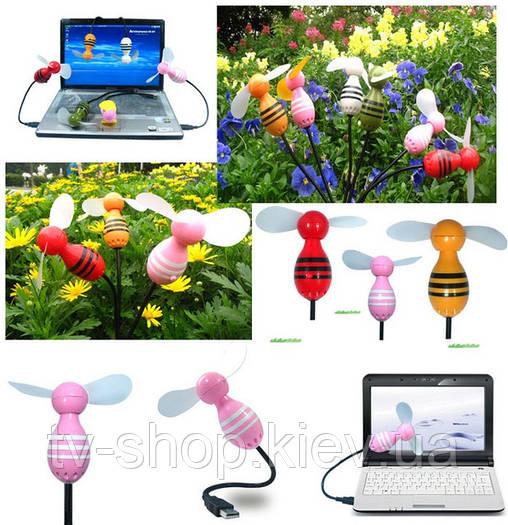 USB вентилятор «Пчелка»