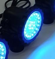 Подводный прожектор  36 LED синий