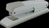 Большой металлический степлер buromax jobmax bm.4259-09 на 20 листов (скобы №24; 26)