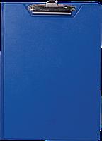 Клипборд-папка А4, pvc, темно-синий bm.3415-03