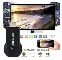 Смарт адаптер беспроводной Wi-Fi  HDMI  1080p Wireless Display Mirascreen HDMI для LCD телевизора