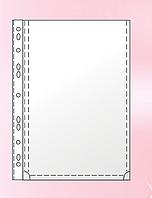 Файл для каталогов А4, 11отверстий, pvc 0312-0002-00