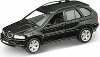 Машинка коллекционная BMW X5 металлическая модель в масштабе 1:24