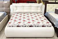 Кровать двуспальная Прованс с нишей для белья