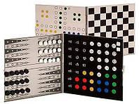 Набор дорожных игр 4 в 1 нарды+шахматы+шашки Romanowski Rm5242pl черно-белый