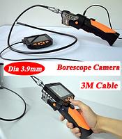 Бороскоп NTS200  3м  3.9 мм видеоскоп видеоэндоскоп цифровой