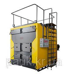 Промышленный твердотопливный котел 1000 кВт, котел Данко ТС большой мощности