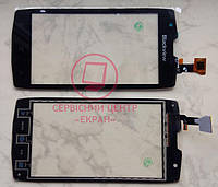Blackview BV7000 / BV7000 pro сенсорний екран, тачскрін чорний